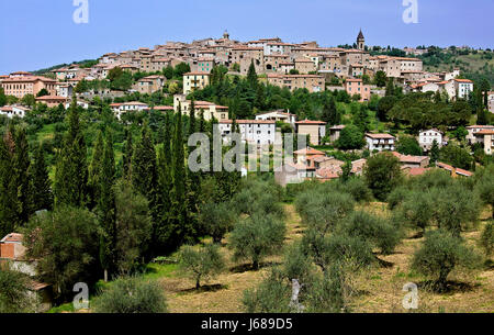 seggiano - province grosseto - Stock Photo
