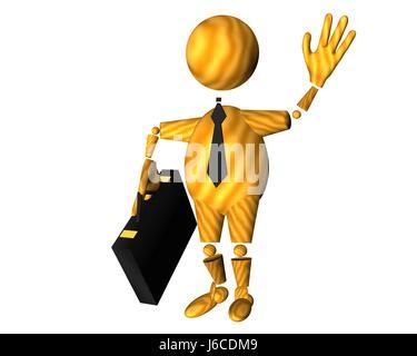 business dealings deal business transaction business bussiness work job labor - Stock Photo