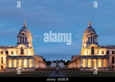 Old Royal Naval College - Stock Photo