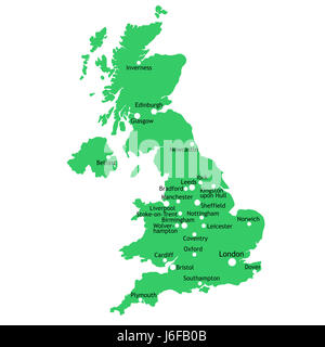 cities london britain united kingdom map atlas map of the world london england stock photo