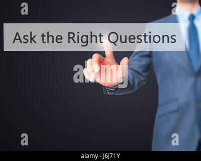 questions to ask a businessman