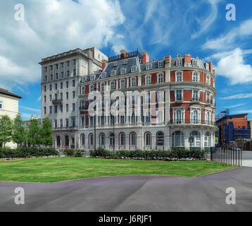 South Western House in Southampton - Stock Photo