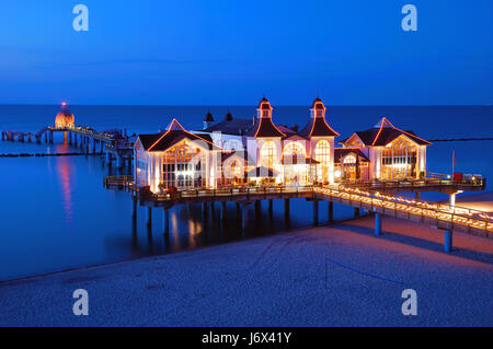 pier sellin - Stock Photo
