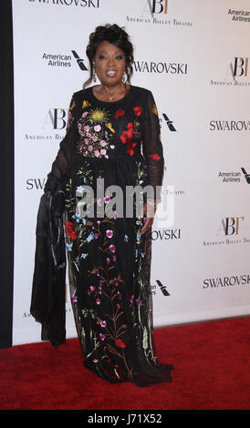 NEW YORK, NY May 22, 2017 Star Jones attend American Ballet Theatre Celebrates Its 2017 Spring Gala at Lincoln Center - Stock Photo