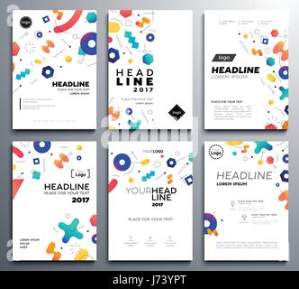 Presentation booklet covers vector template pages set stock presentation booklet covers vector template pages set stock photo pronofoot35fo Choice Image
