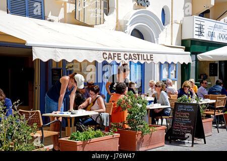 Montpellier Centre Cafe Bars Restaurants