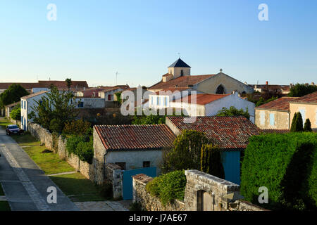France, Charente Maritime, Hiers Brouage, Citadel of Brouage - Stock Photo