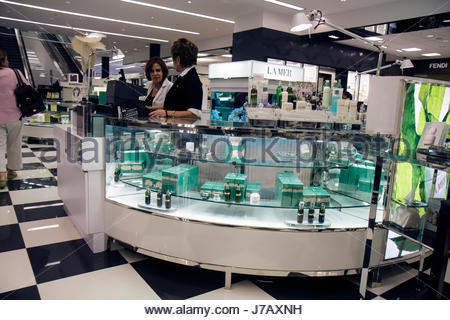 ... Miami Florida Aventura Mall Shopping Retail Display For Sale Fashion  Department Store Bloomingdaleu0027s Cosmetics Counter