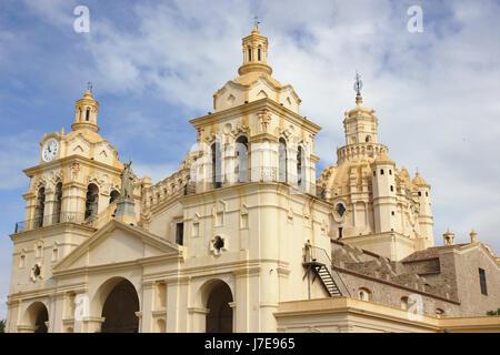 Cathedral in Córdoba, Argentina - Stock Photo