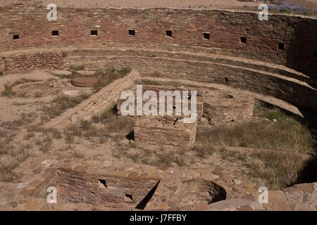 travel historical monument culture park desert wasteland american tourism usa - Stock Photo