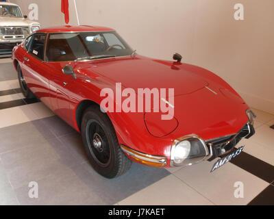 1968 Toyota 2000GT photo2 - Stock Photo