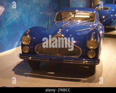 1948 Talbot Lago T26 Grand Sport Coupe Saoutchik p1 - Stock Photo