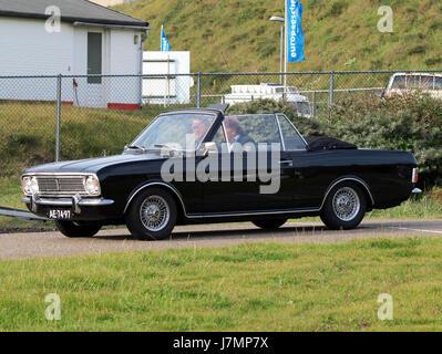 1968 Ford Cortina 1600 Super Automatic - Stock Photo