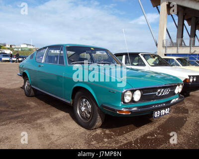 1973 Audi 100 Coupe S pic4 - Stock Photo
