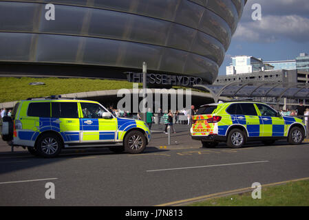 "Glasgow, Scotland, UK. 25th May, 2017. European Cup win ""CELEBRATE '67 LIVE"" event the SSE Hydro a similar venue - Stock Photo"