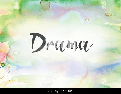 drama concept Music drama: music drama,, type of serious musical theatre, first advanced by richard wagner in his book oper und drama (1850-51 opera and drama), that was originally referred to as simply drama (wagner himself never used the term music drama, which was later used by his successors and by critics and.