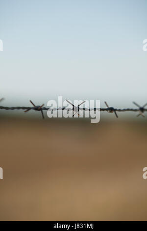 private macro close-up macro admission close up view army war freedom liberty - Stock Photo