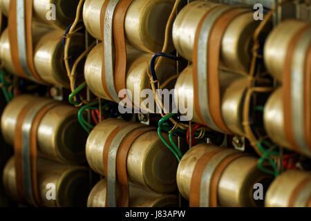 Photo capacitors - Stock Photo