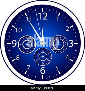 chronograph - Stock Photo