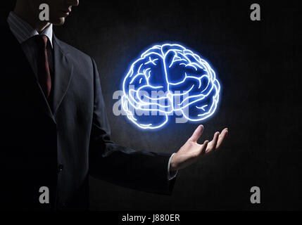 Develop our mind ability - Stock Photo