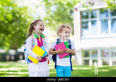 how to go back to school with children