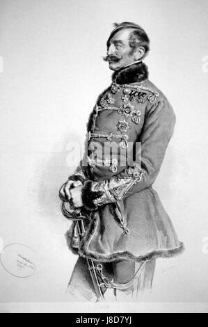 Franz von Schlik - Stock Photo
