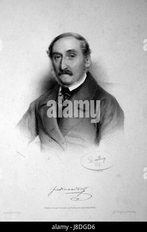 Ferdinand Wolf Litho - Stock Photo