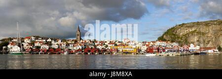 fjllbacka - Stock Photo