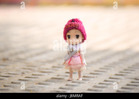 Beautiful Doll - Stock Photo