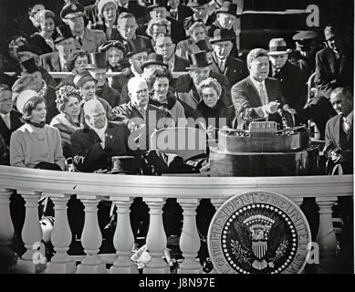 the famous inauguration speech of john f kennedy that would motivate the united states John f kennedy's inaugural address – delivered on a bitterly cold,  doubt that  they will never be employed and that the united states sought.