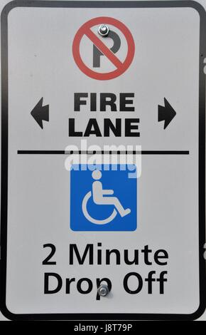 sign, signal, law, signpost, parking, fire, sign, signal, blue, isolated, - Stock Photo