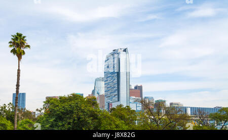 The Ritz Carlton hotel in Los Angeles - Stock Photo
