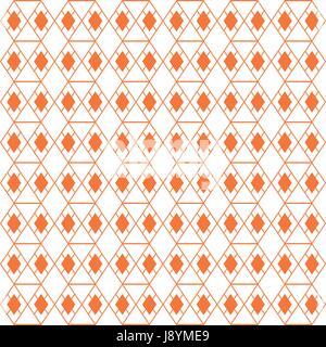 seamless pattern. modern stylish texture. repeating geometric ornament - Stock Photo