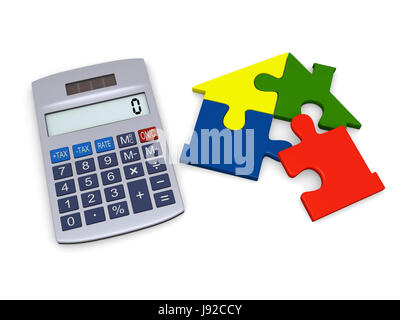 House building jigsaw puzzle jigsaw puzzle house building for Home build calculator