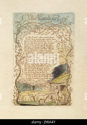 william blake songs of innocence pdf