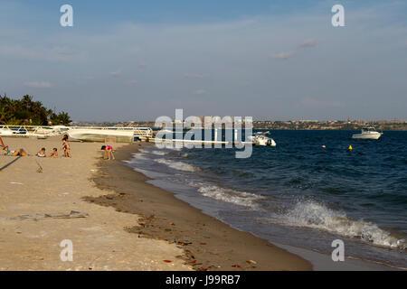 Mussulo island, Angola Luanda - Stock Photo