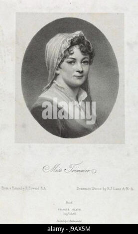 Sarah Trimmer by Richard James Lane - Stock Photo