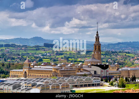 tower, travel, education, historical, church, city, town, famous, tree, park, - Stock Photo