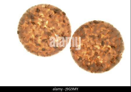 close, food, aliment, bread, salt, macro, close-up, macro admission, close up - Stock Photo