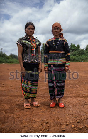 Bunong community is based on Bunong people communities ...