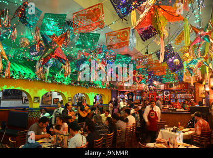mi tierra mexican cafe and bakery san antonio texas - Stock Photo