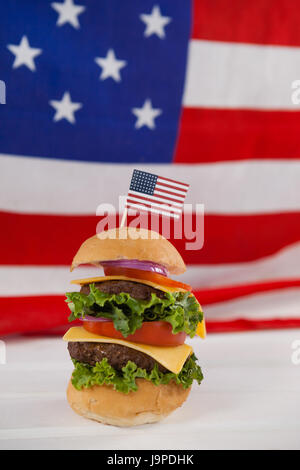 America S Dogs Burger Vetrans Day