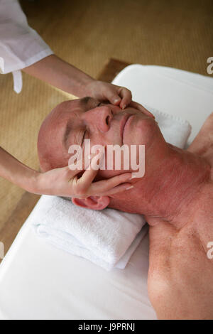 female, adult, association, club, adults, activity, chiropractor, care, humans, - Stock Photo
