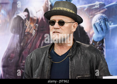 Philadelphia, Pennsylvania, USA. 2nd June, 2017. Actor, MICHAEL ROOKER, spotted at Wizard World Philadelphia 2017 - Stock Photo