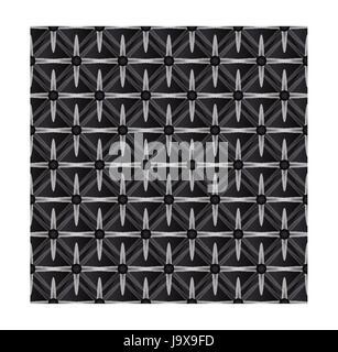 Vector texture black background - Stock Photo