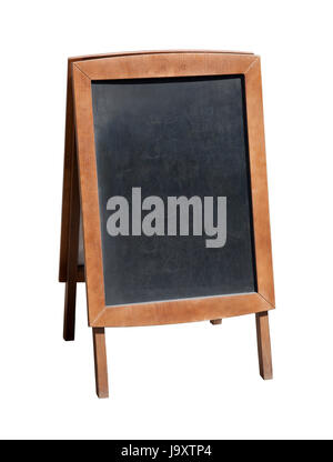 cafe, restaurant, board, object, isolated, wood, brown, brownish, brunette, - Stock Photo