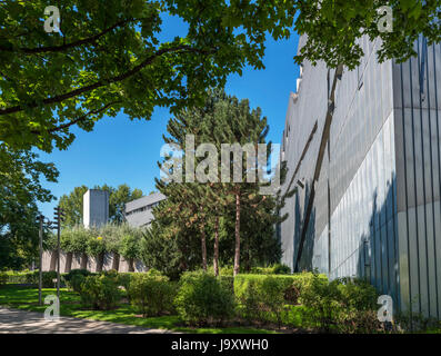 Judisches Museum (Jewish Museum), Lindenstrasse, Berlin, Germany - Stock Photo