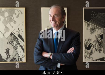 James P  Gorman, Chairman and CEO of Morgan Stanley Stock