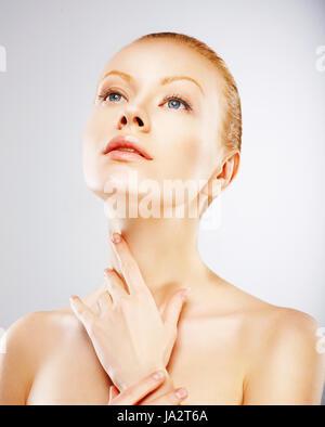 woman, hand, hands, beautiful, beauteously, nice, single, fashion, lifestyle, - Stock Photo