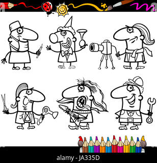 humans, human beings, people, folk, persons, human, human being, illustration, - Stock Photo